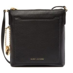 MARC JACOBS | Tourist Leather Crossbody NEW